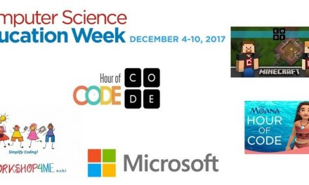 Computer Science Education week – An Hour of Code 2017 | #Coding #Luxembourg #Europe