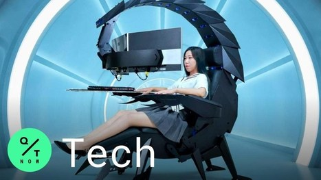 Scorpion Gaming Chair for Work-From-Home Life