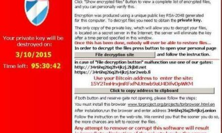 The FBI recommends that you pay up if hackers infect your computer with ransomware