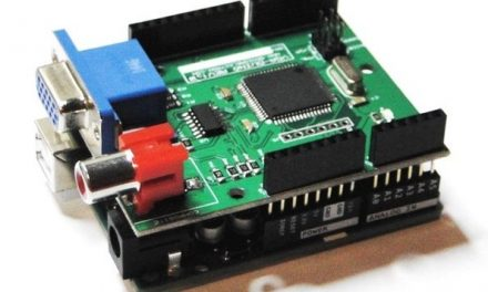Graphic Card Shield For Arduino (video) – Geeky Gadgets