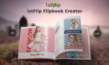 HTML5 flipbook-making software to create interactive page-flipping books