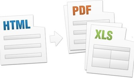 HTML to PDF | HTML to Excel | DocRaptor