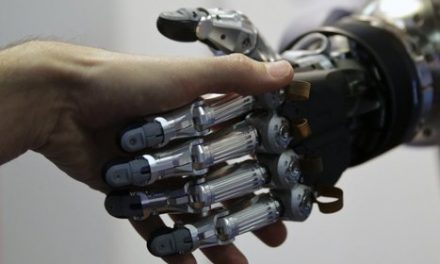 The man who created the world's first self aware robot says