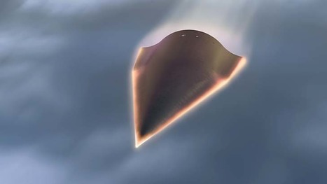 Hypersonic plane to fly at 20 times speed of sound — Hypersonic travel almost a reality