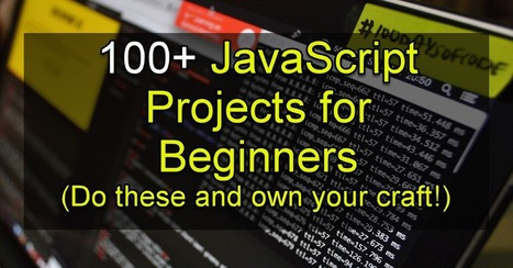 100+ JavaScript Projects for Beginners! [ Solutions Provided! ] via@Arvind_0602