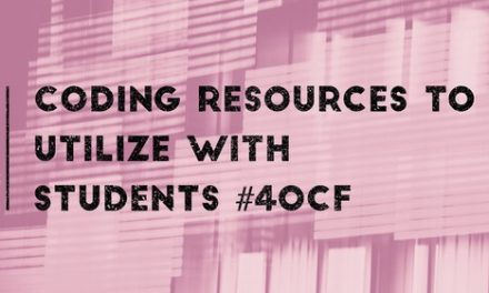 Coding Resources for Students via #4OCF