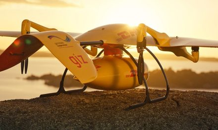 This is How Medical Delivery Drones are Saving Lives