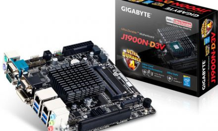 Gigabyte Releases Mini-ITX Motherboard with Quad-Core Celeron SoC