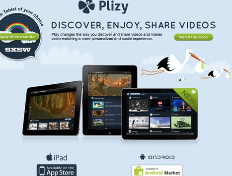 Plizy – discover and share videos