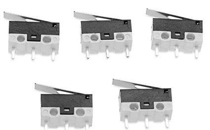 FOR-Arduino Arduino Kits, LDTR-YJ015 3Dprinter Limit Switch Impact SwitchMicroswitch Sensitive SwitchSmart Car Robot Accessories5pcs – Your 3D Printing Shop