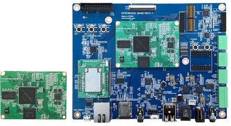 Howchip Introduces Scorpion 3 & Scorpion 5 Boards Powered by Nexell Processors