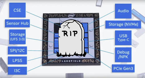 End-of-life notice issued for Intel Lakefield hybrid processors – CNX Software