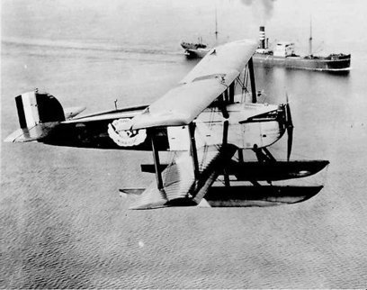 Sept. 28, 1924   First Around-the-World Flights Touch Down in Seattle