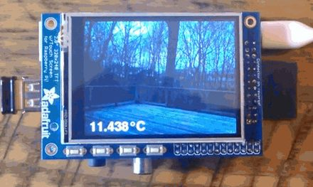 Make A Raspberry Pi-Powered Remote Camera That Monitors The Weather And Temperature
