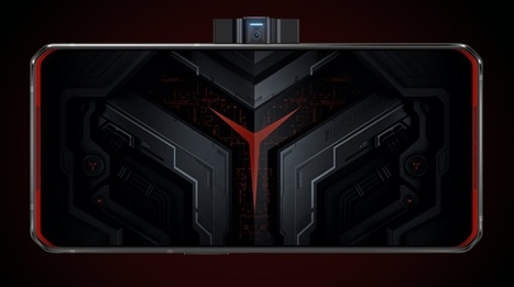 Lenovo's next gaming phone could have a pop-out side camera