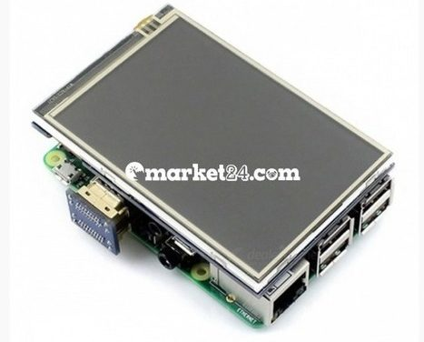 Raspberry Pi HDMI Touch Display 5 Inch 800×480