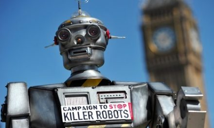 Guest Post: KILLER ROBOTS AND THE ETHICS OF WAR IN THE 21th CENTURY | Practical Ethics