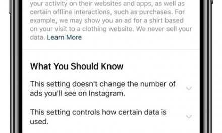 Instagram gives users new control over personalized adsusingthird-party data | Ad Age
