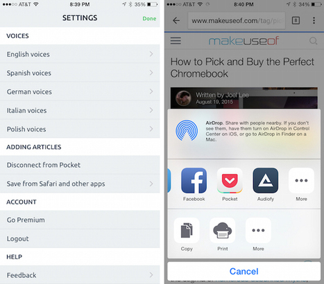 Tired of Reading? Make Your iPhone Read Everything to You