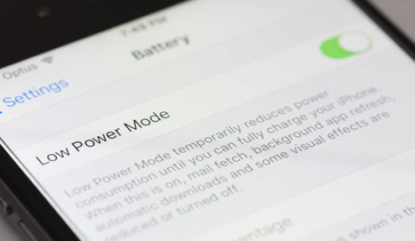 This One Trick Can Make Your iPhone Battery Last for Days