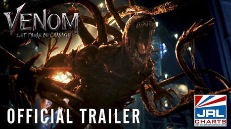 Sony drops Venom: Let There Be Carnage Trailer #2